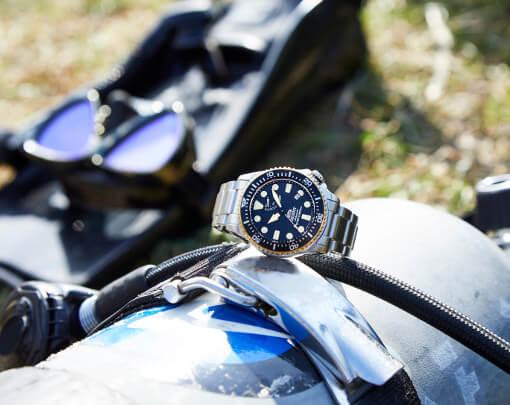 Zegarki Diver