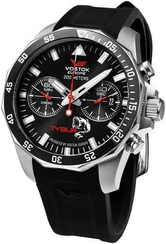 Zegarek Tybur Vostok