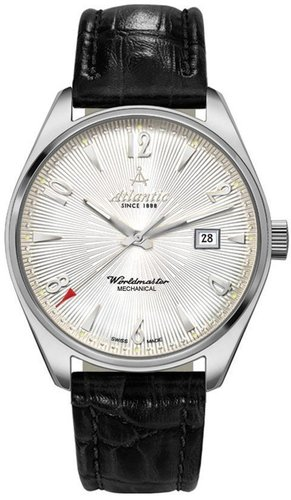Atlantic Worldmaster Art Deco 51651.41.25S