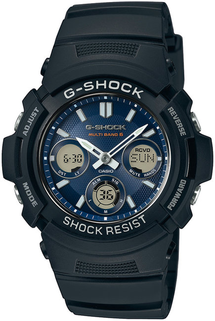 Casio Collection AWG-M100SB-2AER