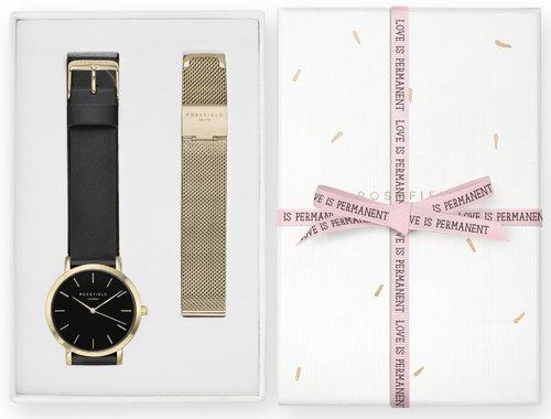 Zegarek Rosefield zapakowany w pudełku prezentowym