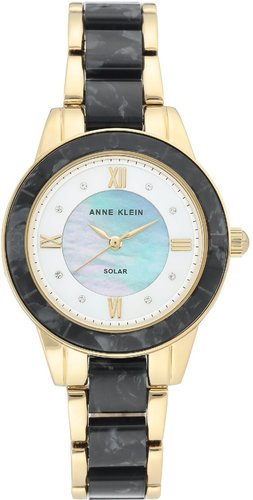 Anne Klein AK-3610GPBK