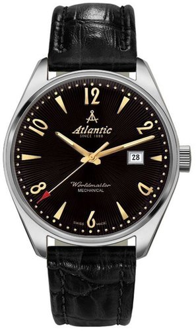 Atlantic Worldmaster Art Deco 51651.41.65G